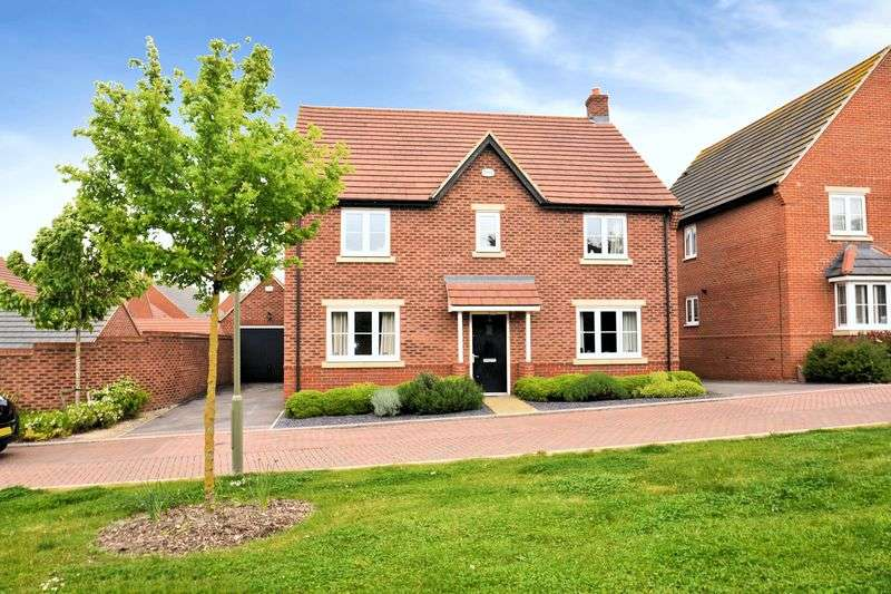 4 Bedrooms Property for sale in Ash Way, Didcot