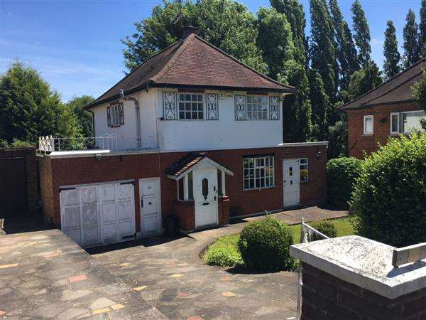 3 Bedrooms Detached House for sale in Merle Avenue, Harefield
