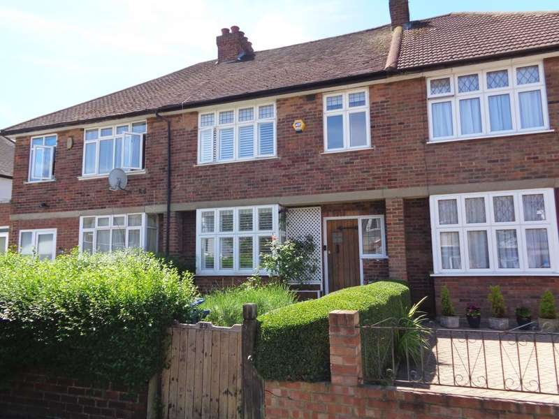 3 Bedrooms Terraced House for sale in Hale Grove Gardens, Mill Hill, NW7