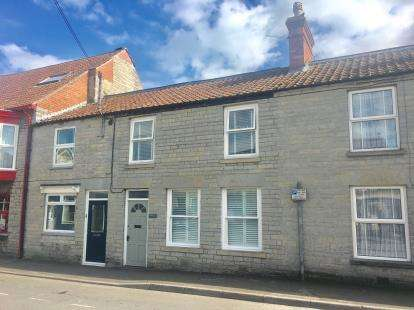 2 Bedrooms Terraced House for sale in Somerton, Somerset