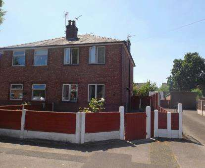 3 Bedrooms Semi Detached House for sale in Broadway, Partington, Manchester, Greater Manchester