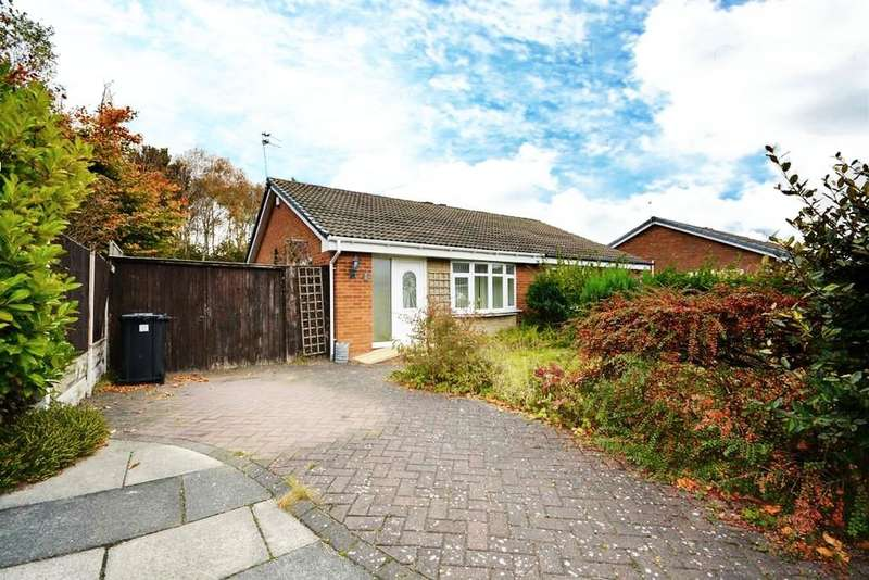 2 Bedrooms Bungalow for sale in Ripon Close, Kew, Southport, PR8 5PJ