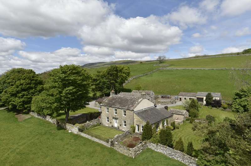 8 Bedrooms Country House Character Property for sale in Old Camms House, Askrigg, Leyburn, North Yorkshire, DL8 3JJ