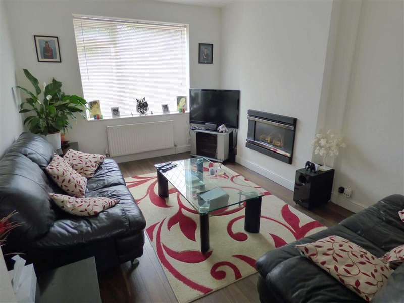 2 Bedrooms Semi Detached House for rent in Ringwood Road, Bearwood, Bournemouth, Dorset