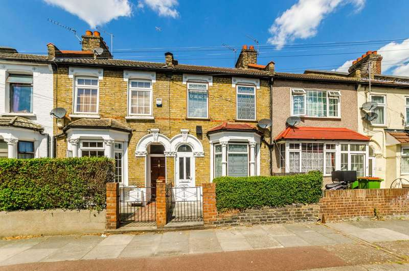 2 Bedrooms House for sale in Sutton Court Road, Plaistow, E13
