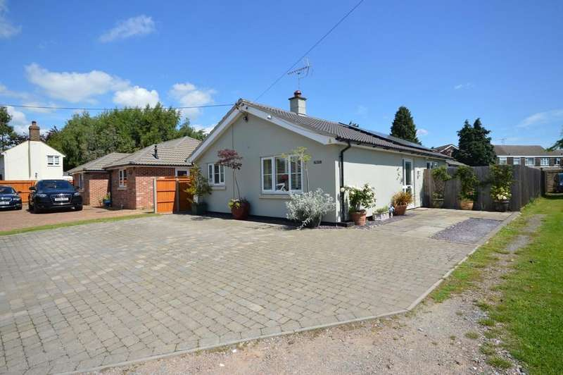3 Bedrooms Detached Bungalow for sale in Stanway Green, Stanway