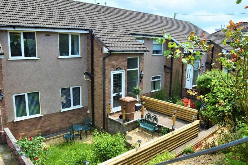 3 Bedrooms Terraced House for sale in Kingswood, Hillside Park, Bargoed