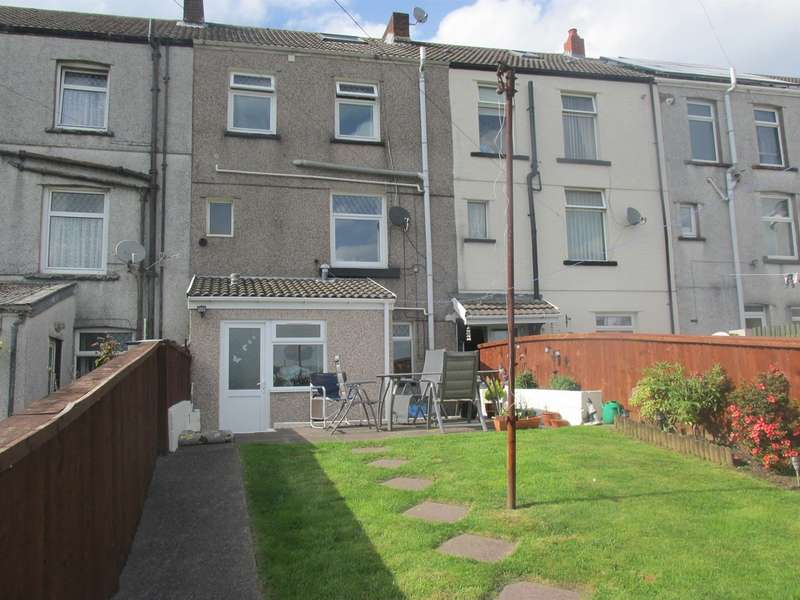 2 Bedrooms Terraced House for sale in Brynteg, Treharris