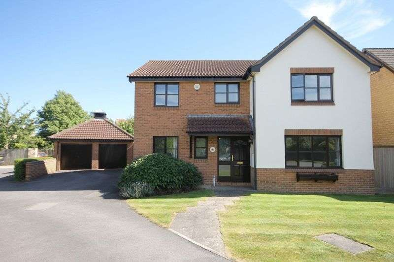 4 Bedrooms Property for sale in Foxdown Close, Kidlington
