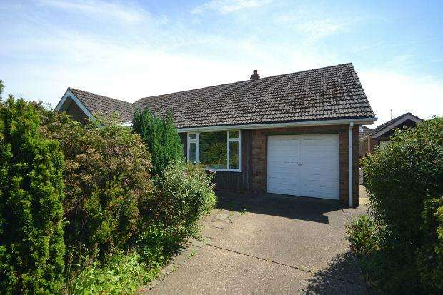 3 Bedrooms Detached Bungalow for sale in Nicholson Road, Healing, GRIMSBY