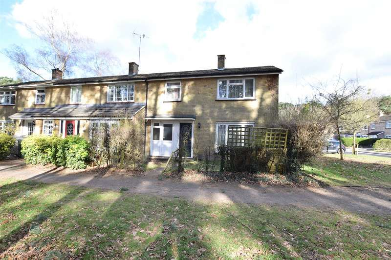 3 Bedrooms End Of Terrace House for sale in Ripplesmere, Bracknell, Berkshire, RG12