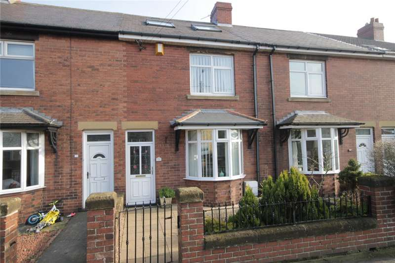 3 Bedrooms Terraced House for sale in Medomsley Road, Consett, Durham, DH8