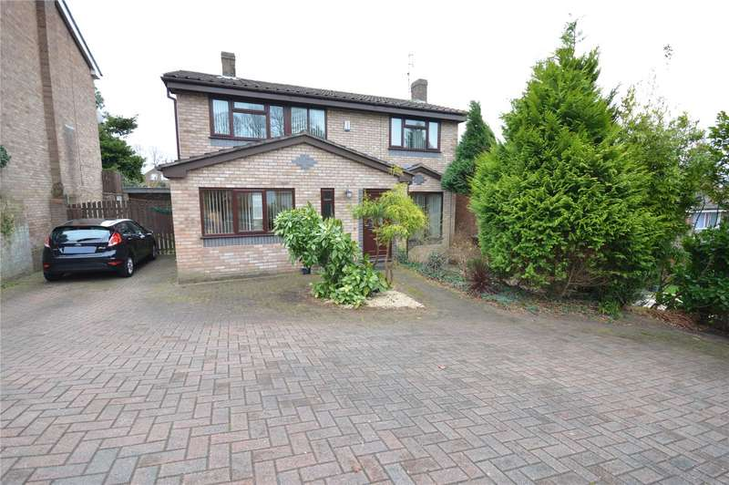4 Bedrooms Detached House for sale in Hillview Gardens, Woolton, Liverpool, L25