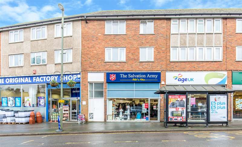 2 Bedrooms Flat for sale in Station Road East, Oxted, Surrey, RH8