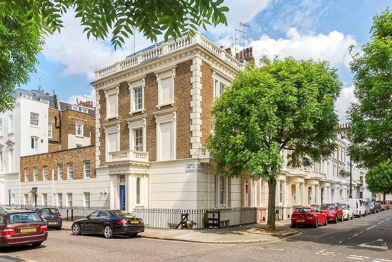 3 Bedrooms Maisonette Flat for sale in Alderney Street, Pimlico, London, SW1V