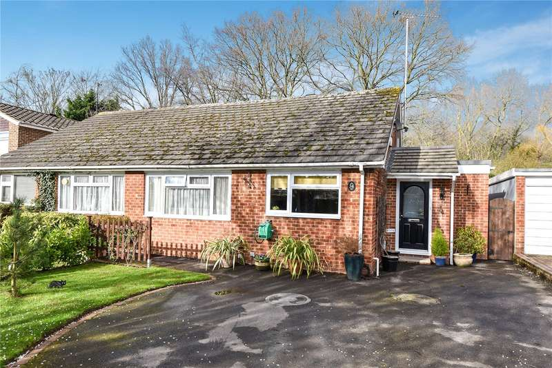 2 Bedrooms Semi Detached Bungalow for sale in Somersby Crescent, Maidenhead, Berkshire, SL6