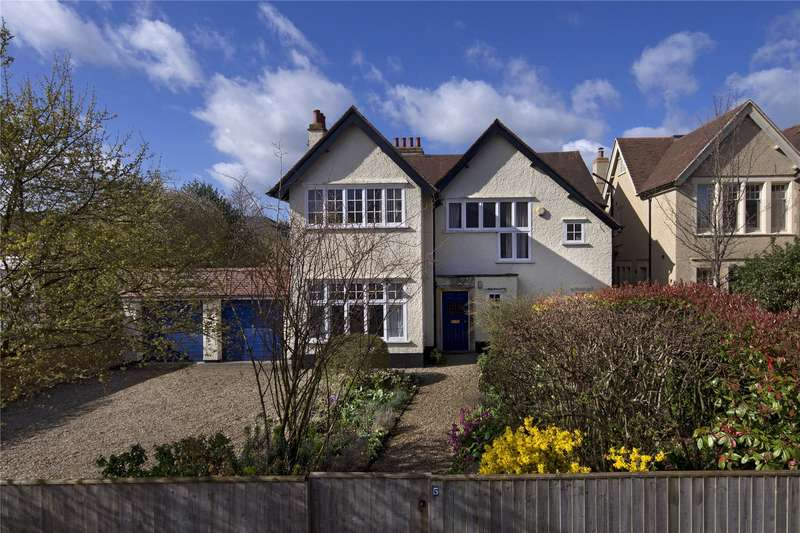 5 Bedrooms Detached House for sale in Chadlington Road, Oxford, OX2
