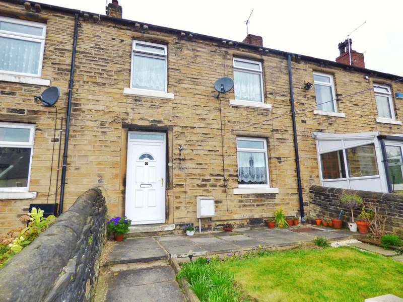 2 Bedrooms Terraced House for sale in West Place, Dalton, Huddersfield, West Yorkshire, HD5
