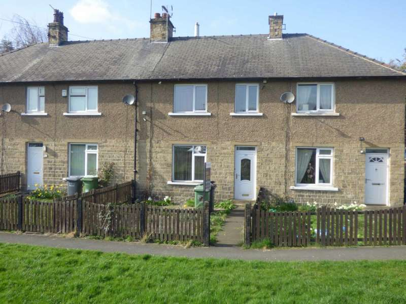 3 Bedrooms Terraced House for sale in St Andrews Road, Huddersfield, West Yorkshire, HD1