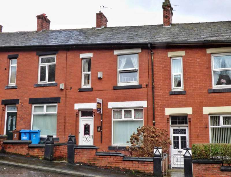 3 Bedrooms Terraced House for sale in Huddersfield Road, Lees, Oldham, OL4