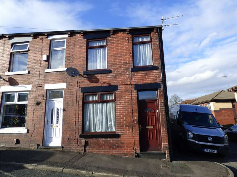 2 Bedrooms End Of Terrace House for sale in Alfred Street, Shaw, Oldham, OL2