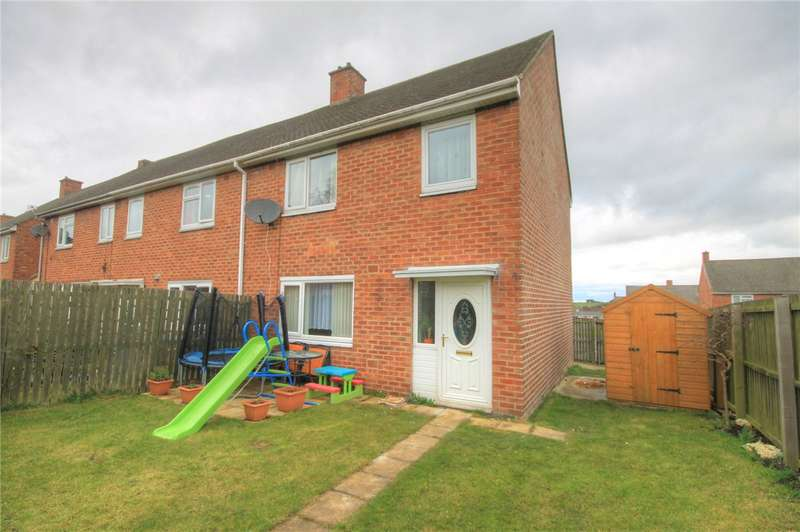 3 Bedrooms End Of Terrace House for sale in Frosterley Gardens, Annfield Plain, Stanley, DH9