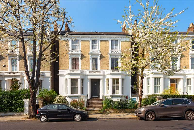3 Bedrooms Flat for sale in Oxford Gardens, North Kensington, London, W10