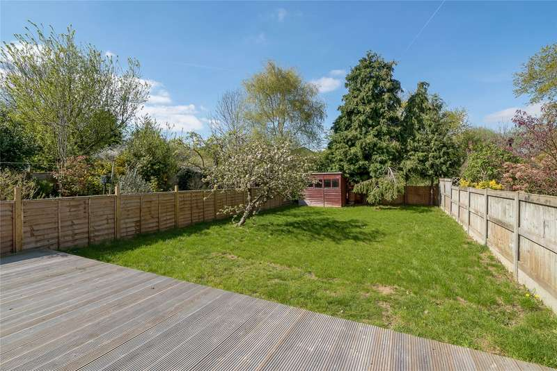 4 Bedrooms End Of Terrace House for sale in Whatley Avenue, London, SW20