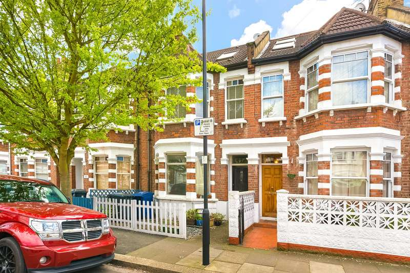 2 Bedrooms Flat for sale in Whellock Road, Chiswick, London, W4