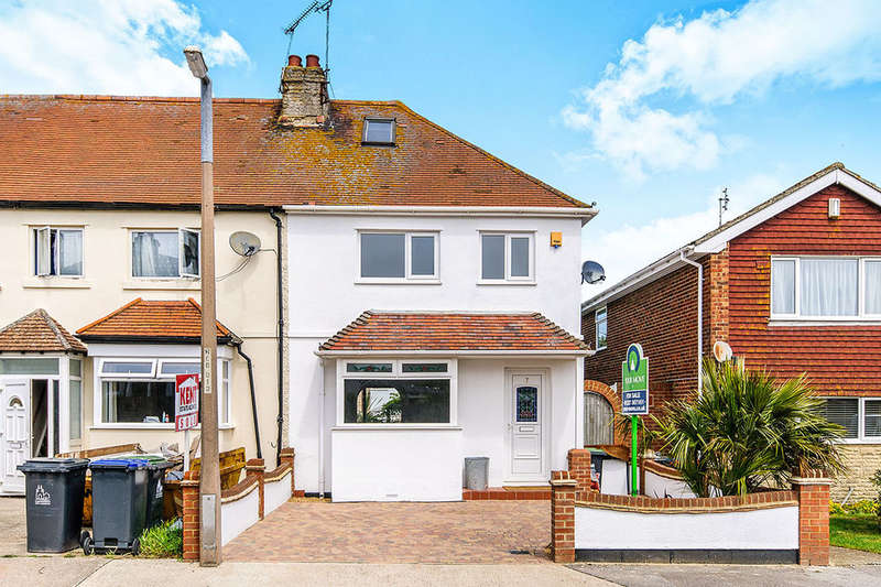 2 Bedrooms Semi Detached House for sale in Highgate Road, Whitstable, CT5