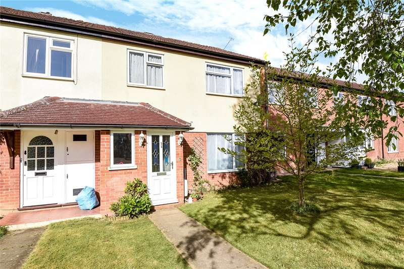 3 Bedrooms Terraced House for sale in Chatsworth Avenue, Winnersh, Wokingham, Berkshire, RG41