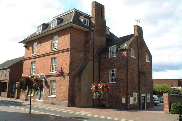 1 Bedroom Flat for sale in 42 St Johns Street, BRIDGNORTH, Shropshire