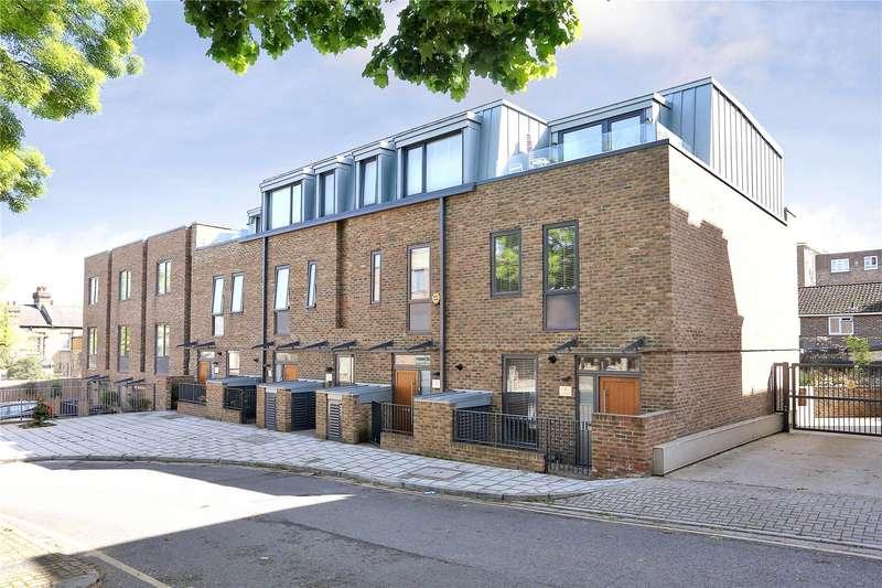 3 Bedrooms Maisonette Flat for sale in Gideon Road, London, SW11