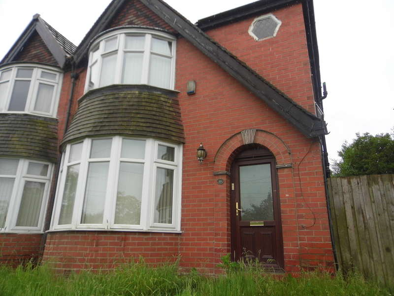 3 Bedrooms Semi Detached House for sale in Victoria Avenue East, Blackley, M9