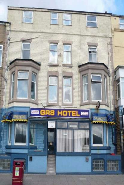 31 Bedrooms Hotel Gust House for sale in Central Drive Central Blackpool