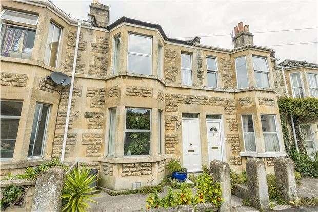 4 Bedrooms Terraced House for sale in Melrose Terrace, BATH, Somerset, BA1 6HW