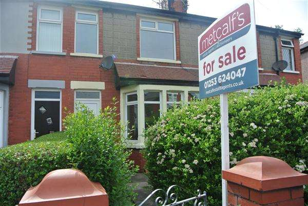 2 Bedrooms Terraced House for sale in Lancaster Road, Blackpool