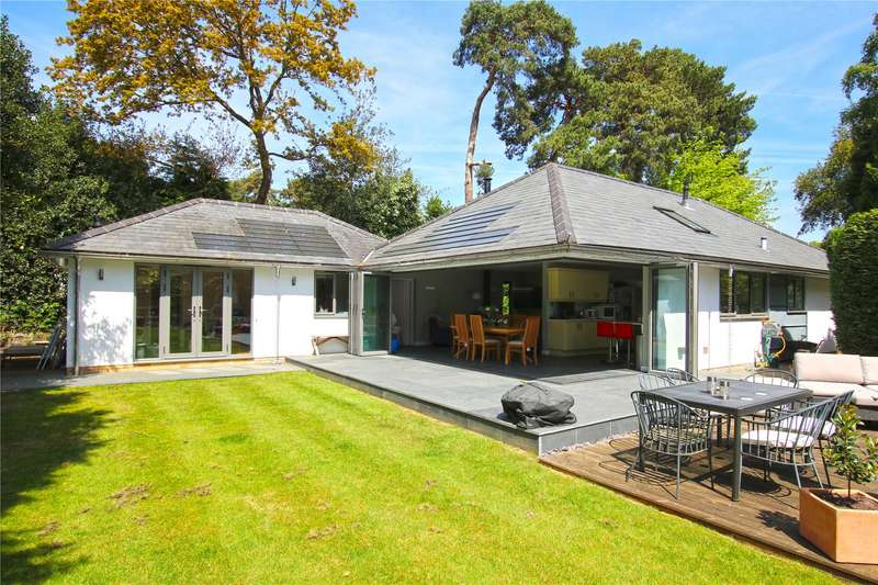 4 Bedrooms Detached Bungalow for sale in Hurst Way, Pyrford, Woking, Surrey, GU22