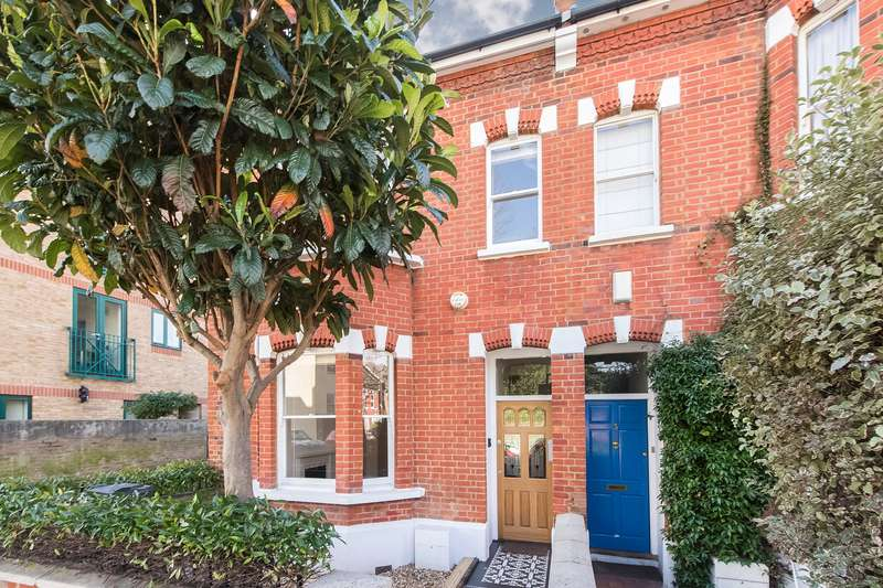 4 Bedrooms End Of Terrace House for sale in Silver Crescent, London, W4