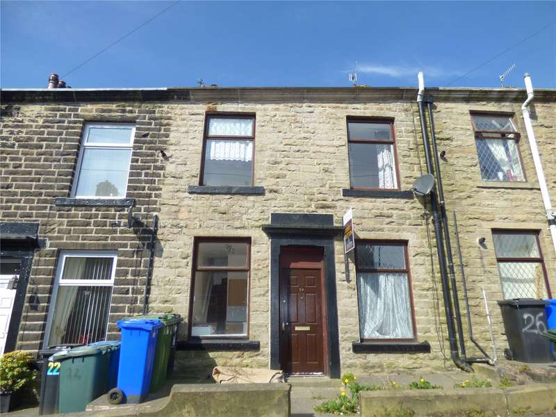 2 Bedrooms Terraced House for sale in Church Street, Bacup, Lancashire, OL13
