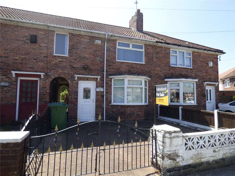 2 Bedrooms Terraced House for sale in Cherry Lane, Liverpool, Merseyside, L4
