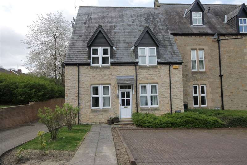 3 Bedrooms End Of Terrace House for sale in Summerdale House, Shotley Bridge, Consett, DH8