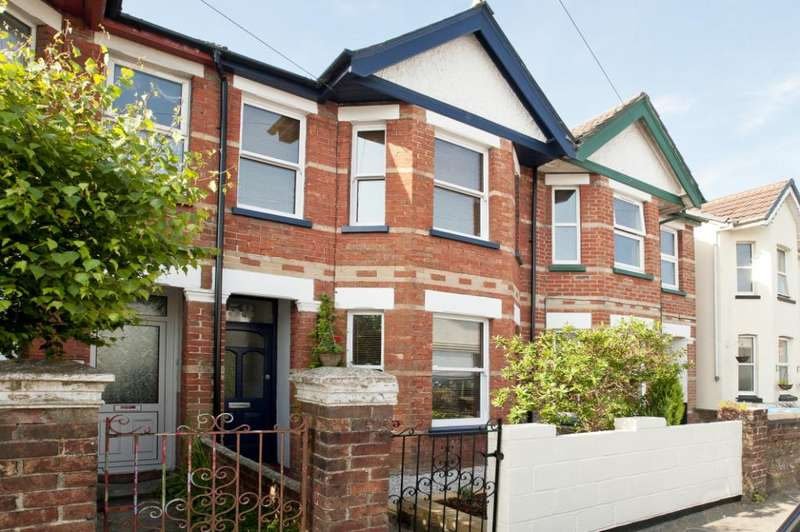 2 Bedrooms Terraced House for sale in Florence Road, Lower Parkstone, Poole, Dorset, BH14