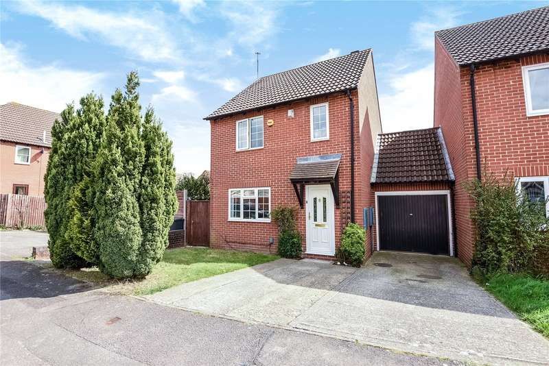 3 Bedrooms Link Detached House for sale in Faygate Way, Lower Earley, Reading, Berkshire, RG6