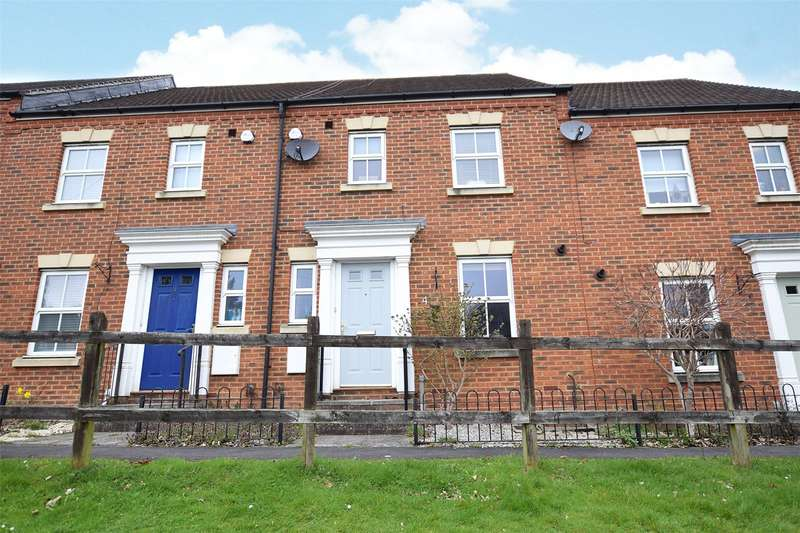 4 Bedrooms Terraced House for sale in Tangmere Mews, Broad Lane, Bracknell, Berkshire, RG12