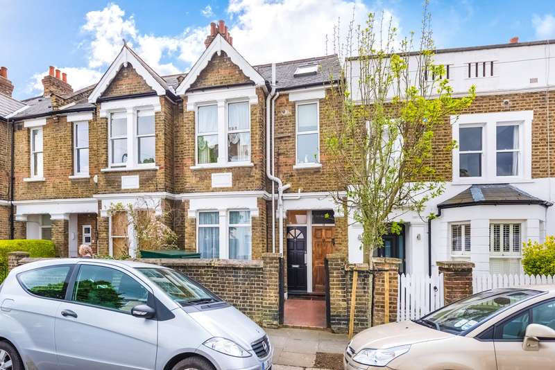 1 Bedroom Flat for sale in Antrobus Road, London, W4