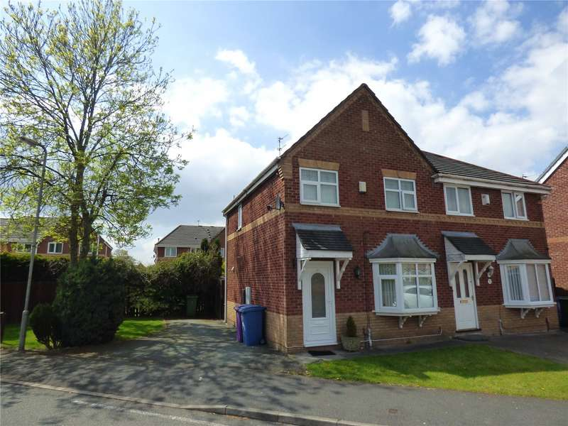 3 Bedrooms Semi Detached House for sale in Marlowe Drive, Liverpool, Merseyside, L12