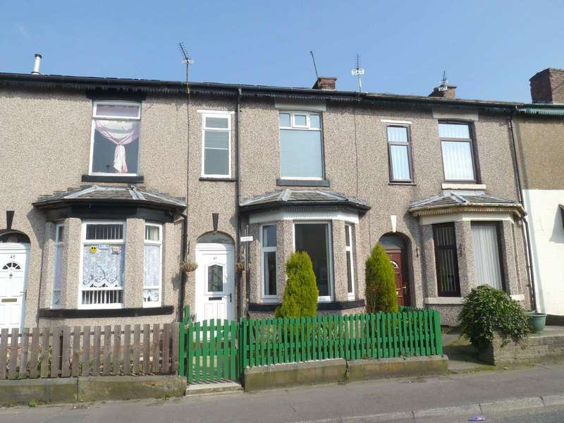 2 Bedrooms Terraced House for sale in Middleton Road, Hopwood, Heywood, Greater Manchester, OL10
