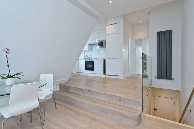 1 Bedroom Flat for sale in Replingham Road, London, SW18