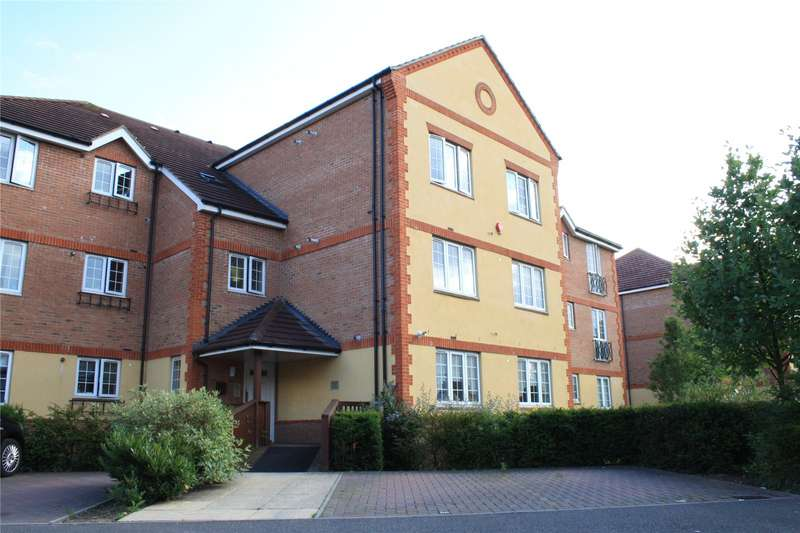 2 Bedrooms Apartment Flat for sale in Meadow View, Chertsey, Surrey, KT16